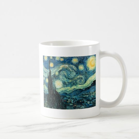 Vincent Van Gogh Starry Night Coffee Mug