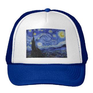 "Vincent Van Gogh ""Starry Night"" Hat"