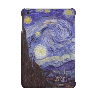 Vincent Van Gogh Starry Night iPad Mini Retina Case