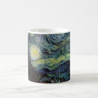 Vincent van Gogh - Starry Night Coffee Mugs