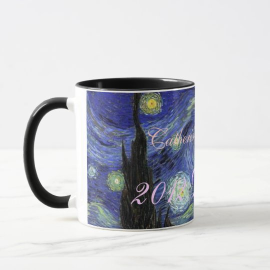Vincent van Gogh, Starry Night Mug