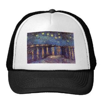 Vincent Van Gogh - Starry Night on Rhone Cap