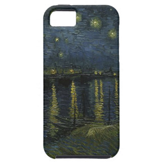 Vincent Van Gogh Starry Night Over the Rhone Art iPhone 5 Cover