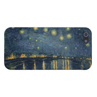 Vincent van Gogh | Starry Night Over the Rhone Case For iPhone 5/5S