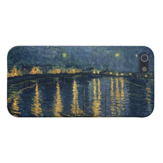 Vincent van Gogh | Starry Night Over the Rhone Cover For iPhone 5/5S