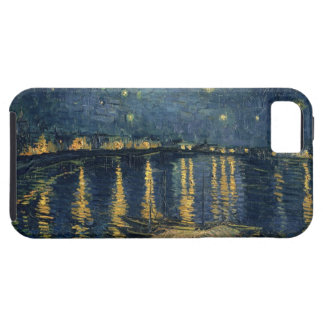 Vincent van Gogh | Starry Night Over the Rhone iPhone 5 Case