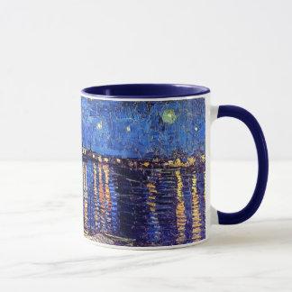Vincent Van Gogh - Starry Night Over The Rhone Mug