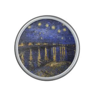 Vincent Van Gogh Starry Night Over The Rhone Speaker