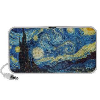 Vincent Van Gogh - Starry Night Painting Speakers