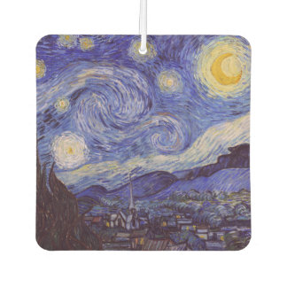 Vincent Van Gogh Starry Night Vintage Fine Art