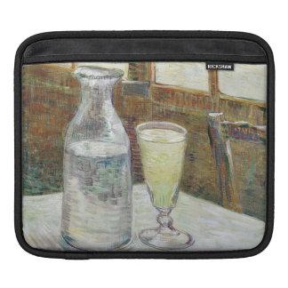 Vincent Van Gogh Still Life With Absinthe Fine Art iPad Sleeves