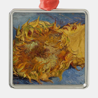 Vincent van Gogh | Sunflowers, 1887 Christmas Ornament