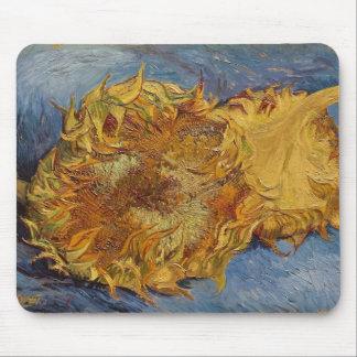 Vincent van Gogh   Sunflowers, 1887 Mouse Mat