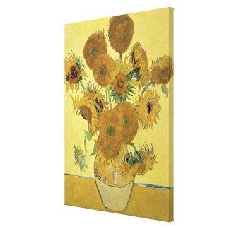 Vincent van Gogh | Sunflowers, 1888 Canvas Print