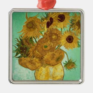 Vincent van Gogh | Sunflowers, 1888 Christmas Ornament