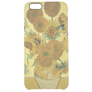 Vincent van Gogh | Sunflowers, 1888 Clear iPhone 6 Plus Case