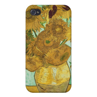 Vincent van Gogh | Sunflowers, 1888 iPhone 4/4S Case