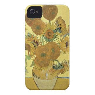 Vincent van Gogh | Sunflowers, 1888 iPhone 4 Case-Mate Cases