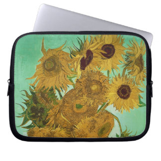 Vincent van Gogh | Sunflowers, 1888 Laptop Sleeve