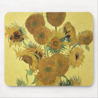 Vincent van Gogh   Sunflowers, 1888 Mouse Mat