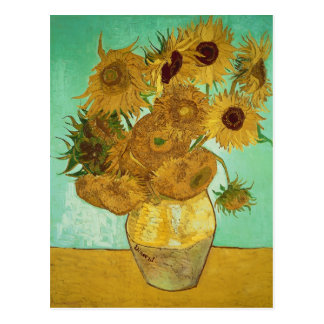 Vincent van Gogh | Sunflowers, 1888 Postcard