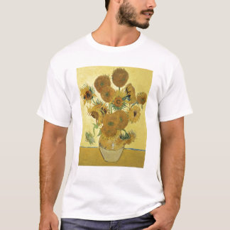 Vincent van Gogh | Sunflowers, 1888 T-Shirt