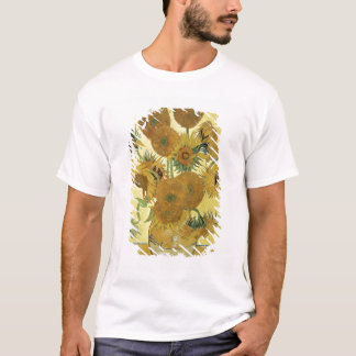 Vincent van Gogh | Sunflowers, 1888 T-Shirt