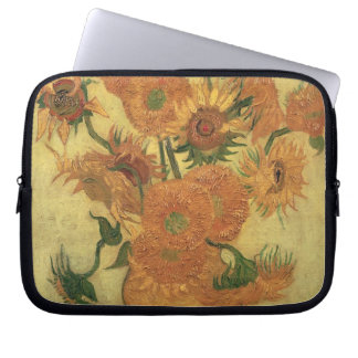 Vincent van Gogh | Sunflowers, 1889 Laptop Sleeve