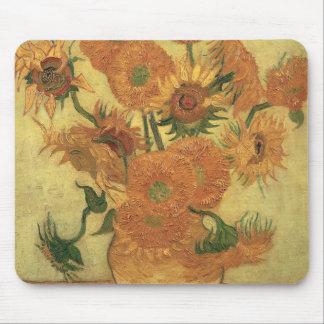 Vincent van Gogh   Sunflowers, 1889 Mouse Mat
