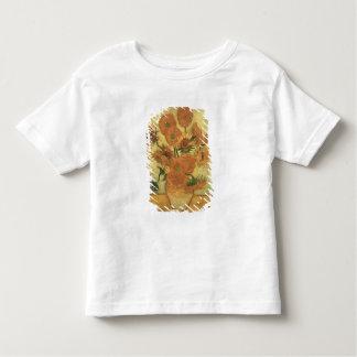 Vincent van Gogh | Sunflowers, 1889 Toddler T-Shirt