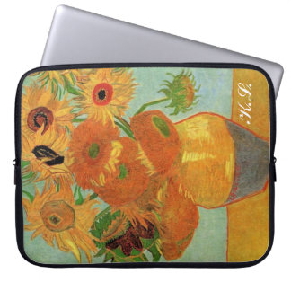 Vincent van Gogh,Sunflowers Laptop Sleeve