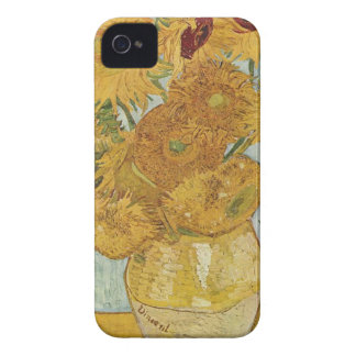 Vincent Van Gogh - Sunflowers - Lovely Floral Art Case-Mate iPhone 4 Case