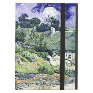 Vincent van Gogh | Thatched cottages at Cordeville iPad Air Case