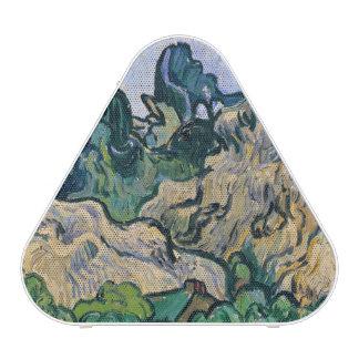 Vincent van Gogh | The Alpilles, 1889