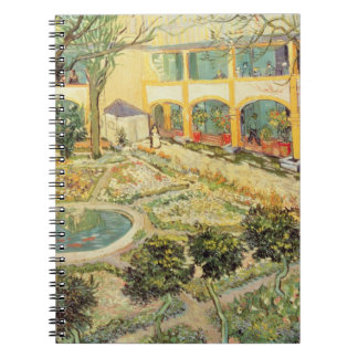 Vincent van Gogh | The Asylum Garden at Arles Notebook
