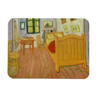 Vincent van Gogh | The Bedroom, 1888 Magnet