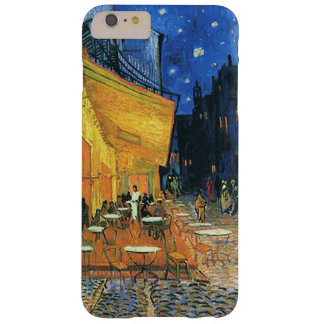 Vincent van Gogh-The Café Terrace Barely There iPhone 6 Plus Case