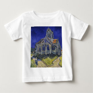 Vincent Van Gogh - The Church at Auvers Baby T-Shirt
