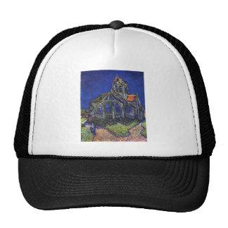 Vincent van Gogh - The Church at Auvers-sur-Oise Cap