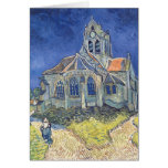 Vincent van Gogh | The Church at Auvers-sur-Oise Card