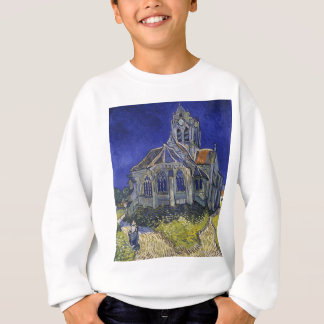 Vincent Van Gogh - The Church at Auvers Sweatshirt