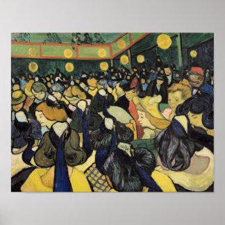 Vincent van Gogh | The Dance Hall at Arles, 1888 Poster