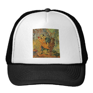 Vincent Van Gogh - The Good Samaritan Cap