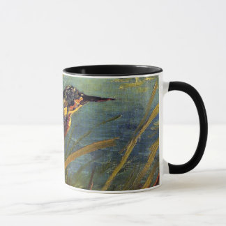 Vincent Van Gogh - The Kingfisher - Bird Lover Art Mug