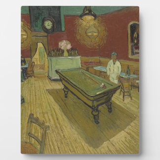 Vincent Van Gogh The Night Cafe Painting Art Work Plaque