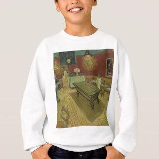 Vincent Van Gogh The Night Cafe Painting Art Work Sweatshirt
