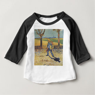 Vincent Van Gogh - The Painter on his Way to Work Baby T-Shirt
