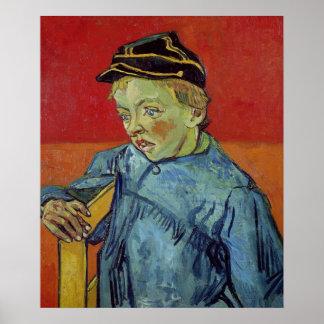 Vincent van Gogh | The Schoolboy, 1889-90 Poster