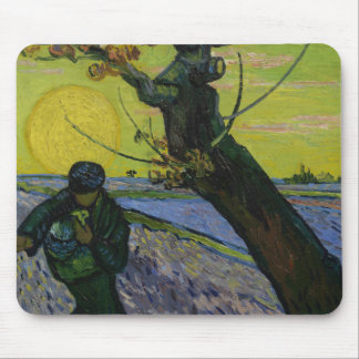Vincent van Gogh - The Sower Mouse Mat