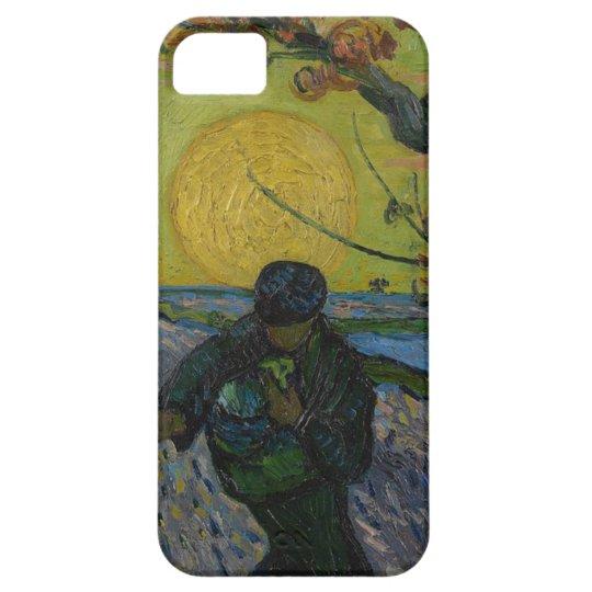 Vincent Van Gogh - 'The Sower' Phone Case.